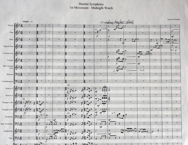 Hamlet Symphony - Trent P McDonald
