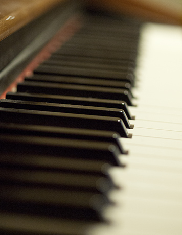 My Piano Sings