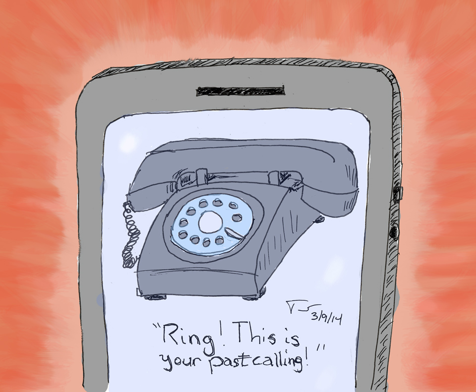 Ring - Your Past is Calling