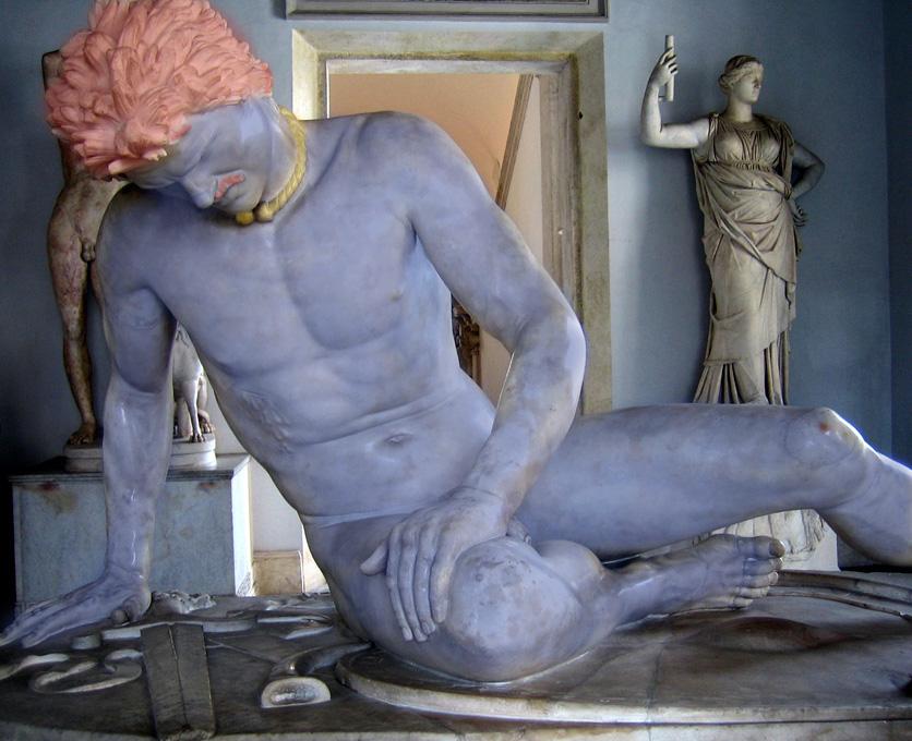 Blue nude i girls