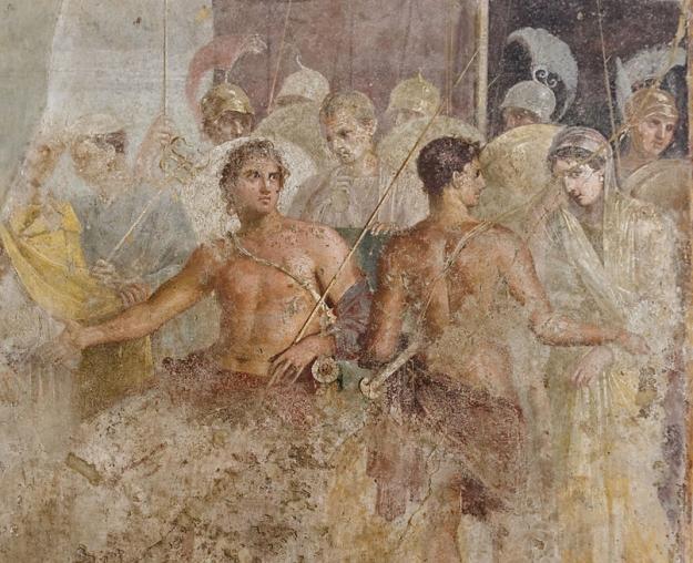 Achellis-n-Briseis
