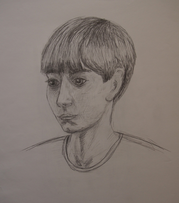 Boy portrait
