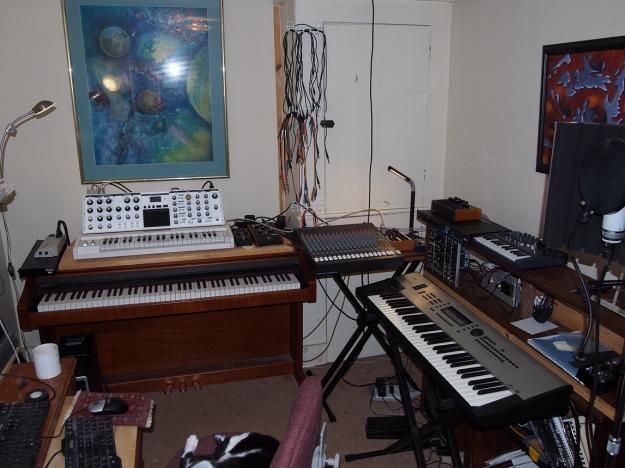 New Studio