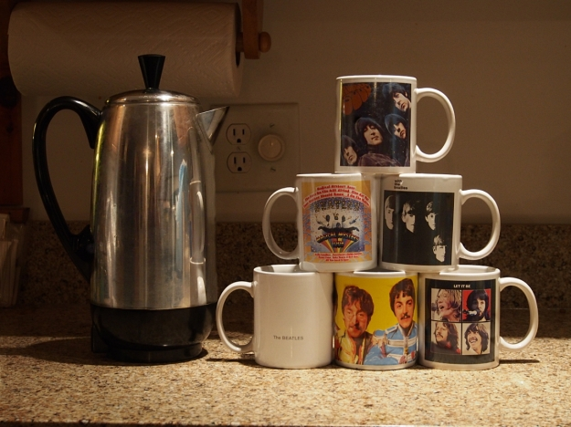 Beatles and Coffee