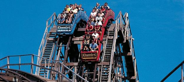 Gemini - Photo from Cedar Point's web site