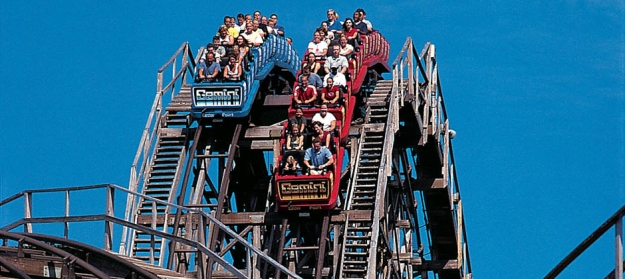 Gemini - Photo from Cedar Point's web site