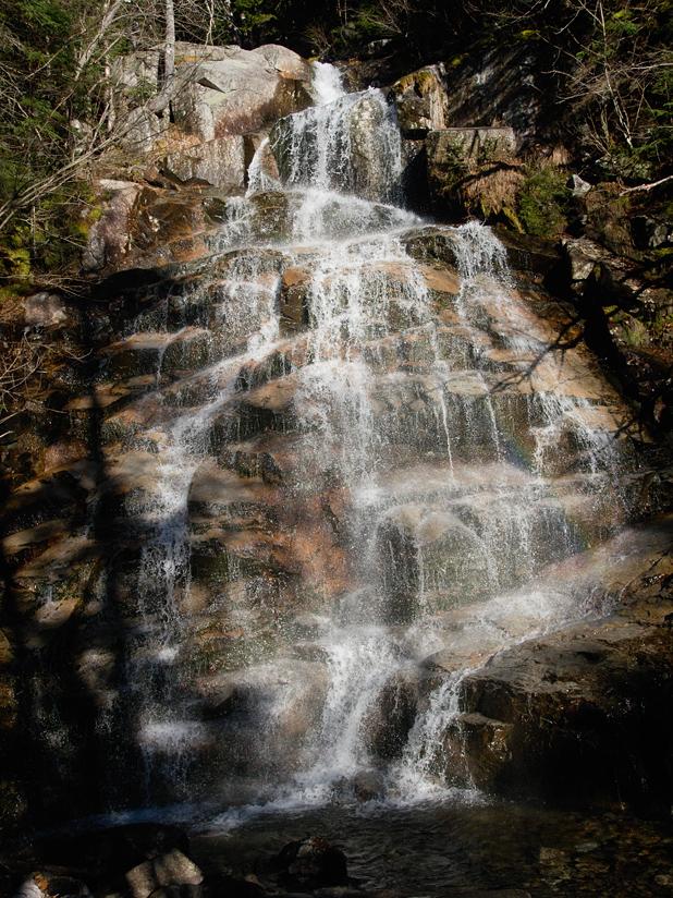 Waterfall - bottom