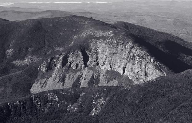 Canon form Franconia Ridge
