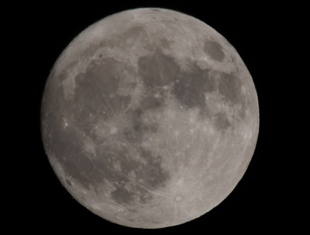 Super Moon - 2 Nov, 2016