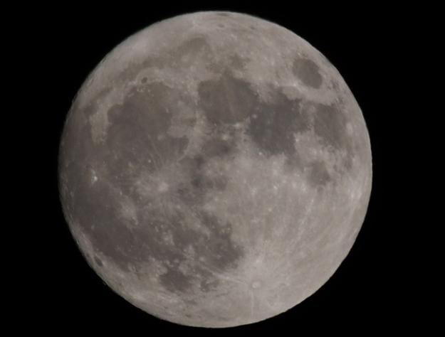 Super Moon - 2 Nov, 2016
