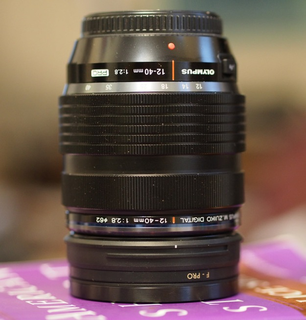 The New Lens!