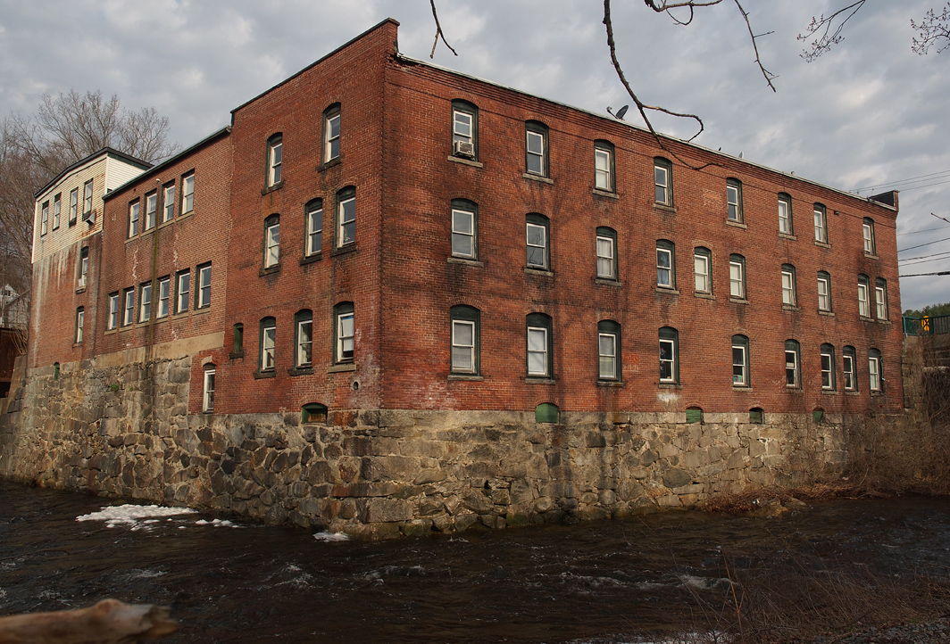 Old Mill on two Rivers