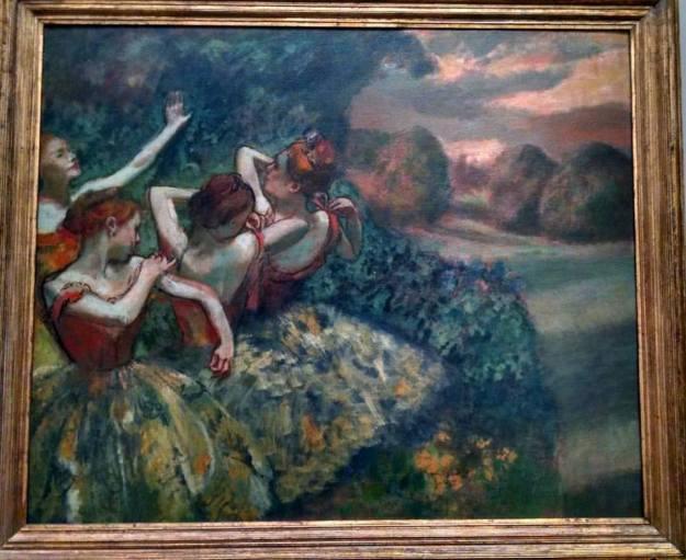 Dega-dancers