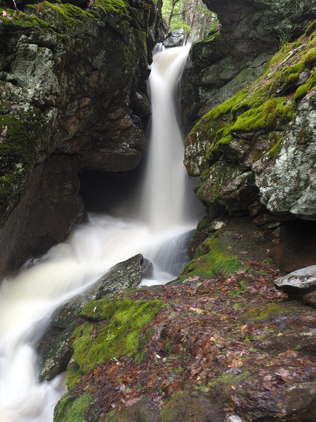 Middle Purgatory Falls