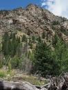 Rocky Mountain National Park - bluff