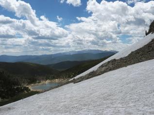 high glacier