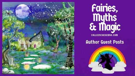 fairies,myths& magic header