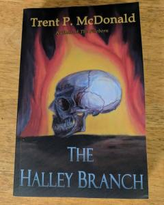 Halley-book-in-hand