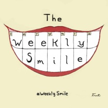 The weekly smile icon