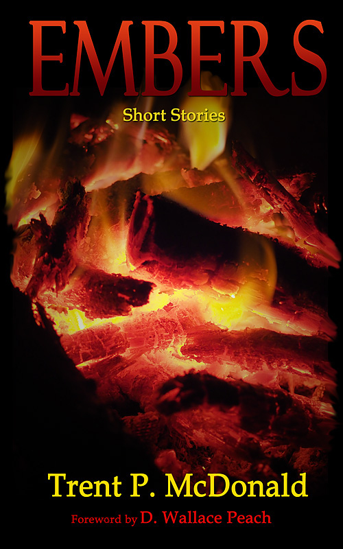 book cover for Embers