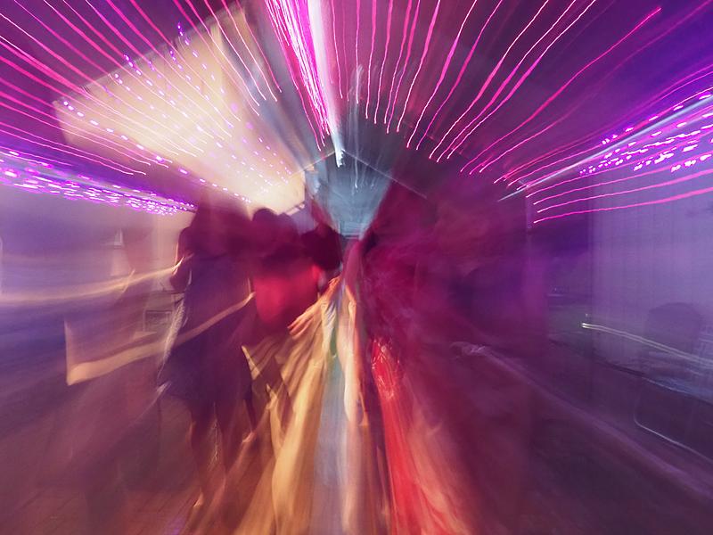 Inter-Dimensional Dancing