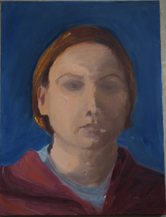 Painting - portrait