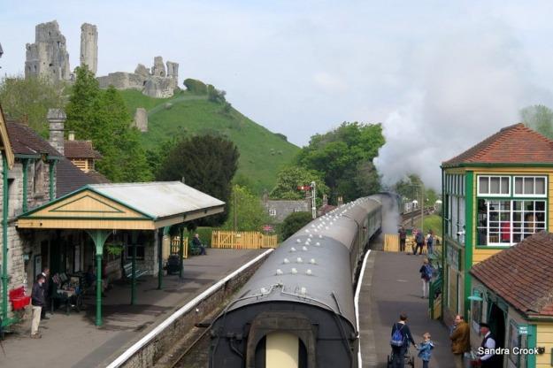 train-station-sandra-crook