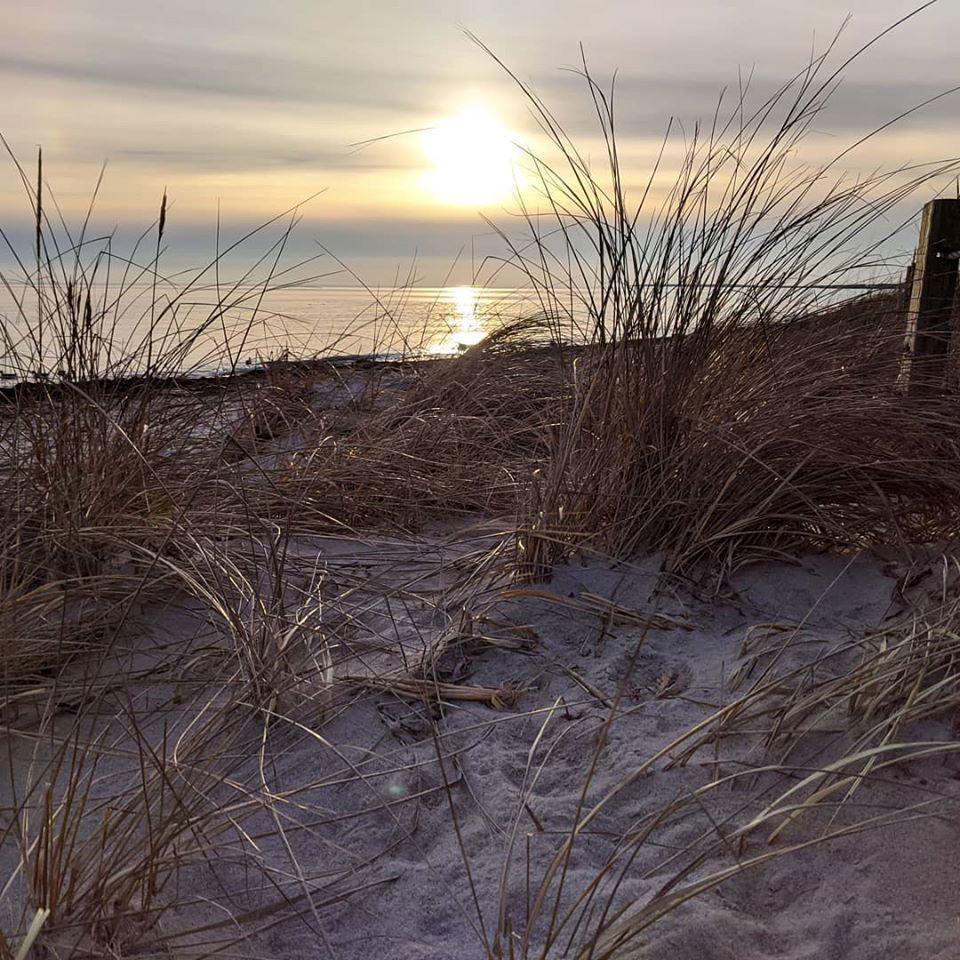 Beachy-sunset