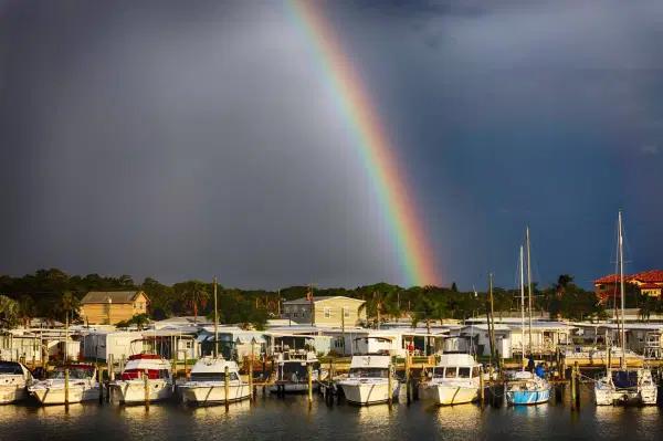 harbour-rainbow